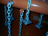Chain and Chain Head Assembly